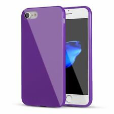 For iPhone 7 8 Plus Shockproof Soft Slim Silicone TPU Rubber Cover Phone Case
