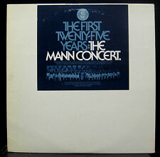 Rivka Zohar Hava Alberstein First 25 Years The Mann Concert LP Mint- 1972