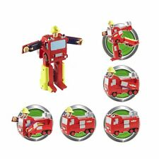 Convertible Fireman Sam to Jupiter Transforming Sam to Fire Engine Toy New