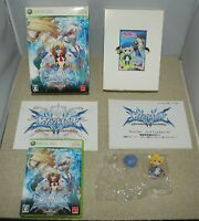 XBOX 360 BLAZBLUE CONTINUUM SHIFT Limited Box include Noel Figure Japan Import