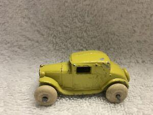 """Vintage Slush Cast Coupe 2.25"""""""