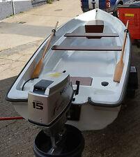 Single Outboard Fresh Water Fishing Boats