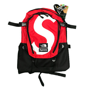 Authentic Brand New Supreme x The North Face S Logo Expedition Backpack