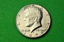 1978-D GEM BU Mint State Kennedy US Half Dollar coin