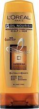 New L'Oreal Paris 6 Oil Nourish Conditioner Scalp+ Hair new micro oils 175 ml FS