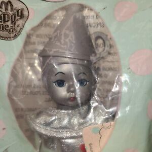 """2007 McDonald's Happy Meal Toy Madame Alexander """"Tin Man"""" #6 Wizard of OZ NIP"""