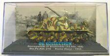 1:72 Carro/Panzer/Tanks/Military IV BRUMMBAR SD.KFZ. 166 - Italy 1944 (30p)