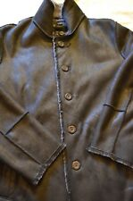 Haupt Men's Jacket Black XL European Size 52 Made in Germany