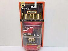 1998 Matchbox Coca-Cola Series 1 Diecast Car Toy, MACK CH-600, Limited Ed New
