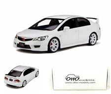 Otto Mobile OT304 1:18 Honda Civic FD2 Type R Championship White NEW BOXED RARE