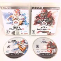 Playstation 3 NCAA Football 11 & 12 Two-pack