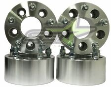 "4PC 5x5.5 Wheel Spacers 9/16 Studs | 3"" Inch Thick 
