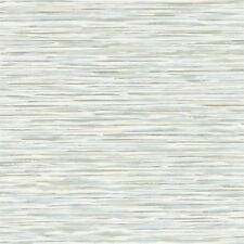 1 ROLL OF SANDERSON WATERPERRY BAYOU WALLPAPER 216293 COLOUR AQUA