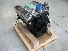 302 Ford Windsor engine - Fully rebuilt. 302w. Roller cam. (black).