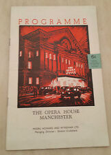1951 The Opera House Manchester : THE SEVENTH VEIL by Muriel & Sidney Box