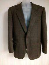 Burberry Wool & Cashmere Jacket. Shooting/Hunting/Hacking. Size 44.