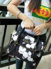 Kate Spade Lyla Flap Crossbody with Floral Print - Black