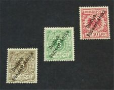 nystamps German South West Africa Stamp # 1-3 Mint NG $34