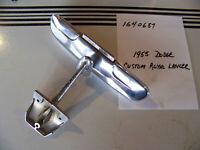 OEM 1955 DODGE CUSTOM ROYAL LANCER REARVIEW MIRROR 1640657