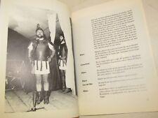 De Simone: PROCESSO A GESU' DI NAZARETH Sacra Rappresentazione 1984 Pasqua