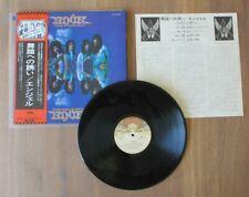 ANGEL- ON EARTH AS IT IS IN HEAVEN LP OG 1977 JAPAN VIP-6385 VINYL RECORD w/OBI