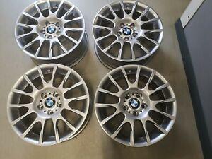 "5x120 bbs Style 216m 18"" Bmw motorsport wheels, staggered. E46 e36 e90 e82"