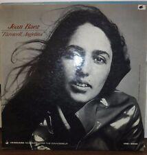 Joan Baez Farewell Angelna 33RPM VRS9200   021217LLE