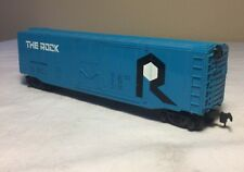 Vintage HO Scale Bachmann The Rock 57028 Fifty Foot Freight Train Box Car