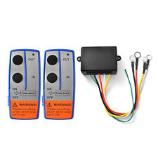 Car Truck ATV Universal 100ft 12V Wireless Winch Remote Control Switch Handset