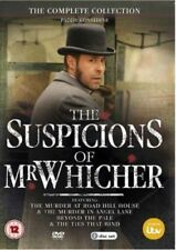 The Suspicions of Mr. Whicher Complete Collection Region 4 New DVD (4 Discs)