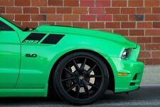 2010-14 Mustang Side Upper Fender Stripes -302- [UF3M]Vinyl - GT/Shelby/GT500/V6