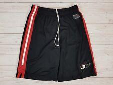 Champion Men's X Ballers Lightweight Black & Red Elasticated Sport Shorts XL