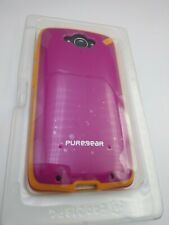Puregear Motorola Droid Turbo Slim Shell Impact Case Cover purple