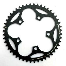 Stronglight Dural 5083 Black 110bcd Mm Shimano Compact Chainring 48t