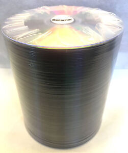 DVD-R Mediastar Shiny Silver Thermal Printable 4.7GB 16X   100 Spool