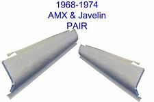1968 1969 1970 1971 1972 1973 1974 AMX JAVELIN OUTER ROCKER PANELS PAIR!