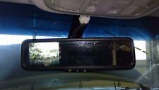 2010 2011 2012 HONDA CROSSTOUR Rear View Mirror W/ Reverse Camera Display