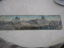 Altes Bild von Berlin mit Schloß und Dom