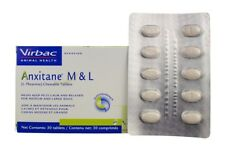 Anxitane M & L for Medium & Large Dogs [100 mg] (30 count)