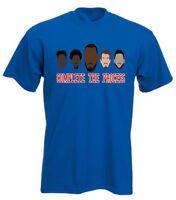 "Joel Embiid Lebron James Philadelphia 76ers ""Complete the Process"" T-Shirt"