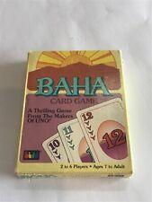 Baha Card Game 1989