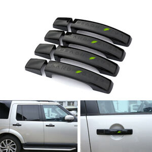 For Land Rover Discovery 4 2010-2016 Black Door Handle Cover Trim without Hole