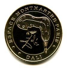 75018 Musée Dali, Montre molle, 2008, Monnaie de Paris