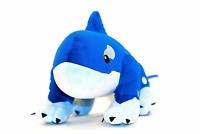 "Rivals of Aether Orcane Plush Figure Plushie Statue 17"" + In Game Golden Skin"