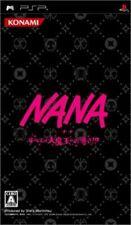 Konami Yazawa Ai Nana Subeta wa Daimaou no Omichibiki Sony PSP 2006 Japanese