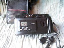 Canon prima zoom 70F - vintage appareil photo argentique 35mm+étui - FONCTIONNE