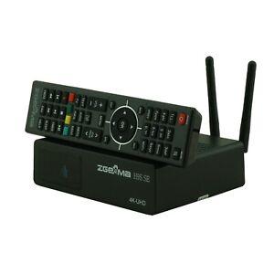 2021 Genuine ZGEMMA H9S SE 4K Satellite TV Reciever Enigma2 Linux DVB S2X 4K