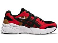 ASICS SPORTSTYLE Men's Shoes GEL-BND 1021A175 BLACK/BLACK