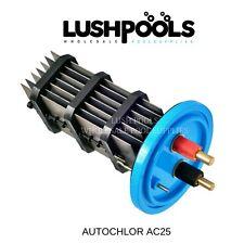 Auto Chlor AIS AC25 Autochlor 25amp STD Chlorinator Cell 5 YR Warranty