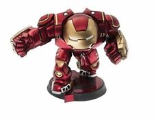 "DAMAGED BOX Dragon Models 6"" Hulk Buster Age of Ultron Bobblehead Toy Figure"